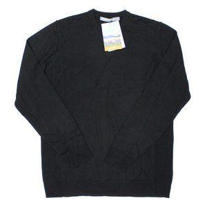 Icebreaker Shearer V Neck Wool Sweater